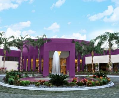 Fachada Terranova Hotel